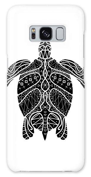 Maori Turtle Galaxy Case