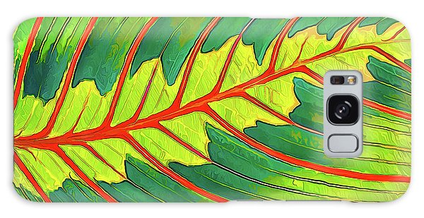 Maranta Red 2 Galaxy Case