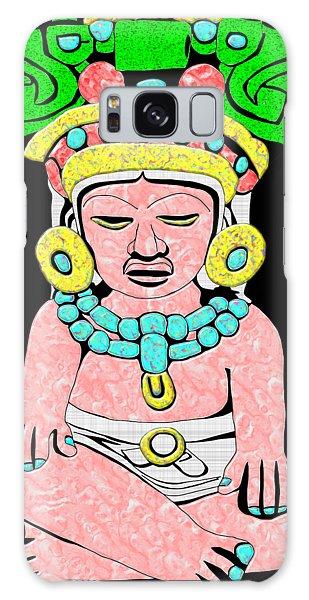 Marble Maya Galaxy Case