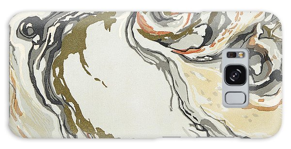 Stone Galaxy Case - Marbled Pattern by Georges Barbier