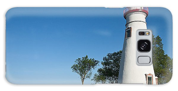 Marblehead Lighthouse Galaxy Case