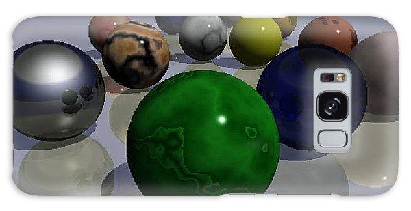 Marbles Galaxy Case