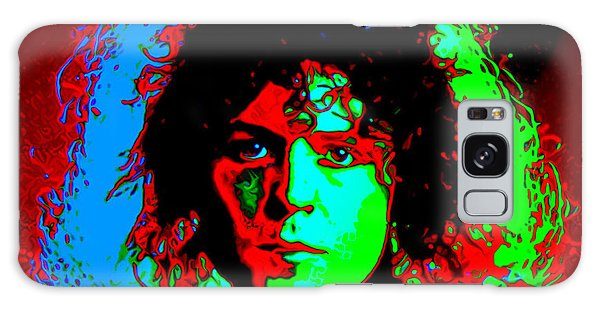 Glam Rock Galaxy Case - Marc Bolan by Martin James