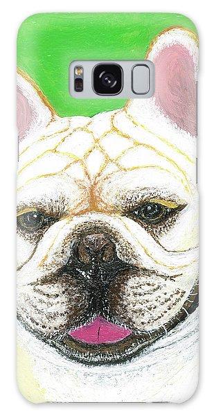 Marcel French Bulldog Galaxy Case
