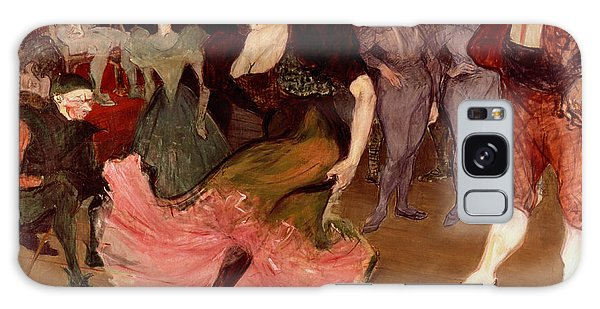 People Galaxy Case - Marcelle Lender Dancing The Bolero In Chilperic by Henri de Toulouse Lautrec