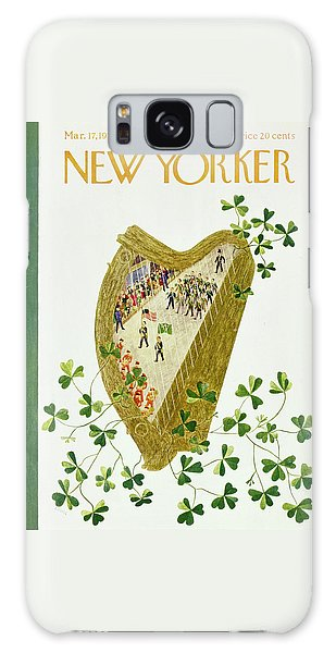 New Yorker March 17 1956 Galaxy Case