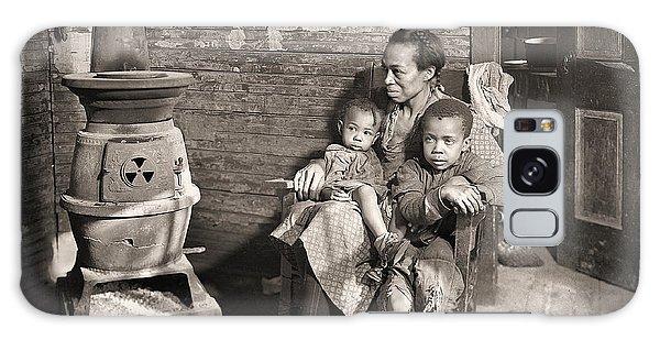 March 1937 Scott's Run, West Virginia Johnson Family. Galaxy Case