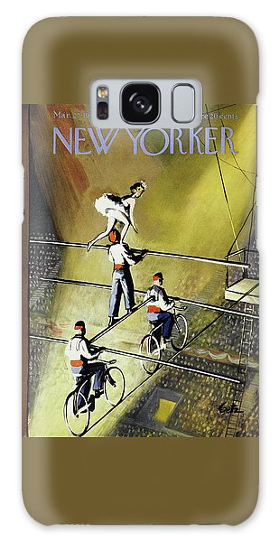 New Yorker March 27 1954 Galaxy Case