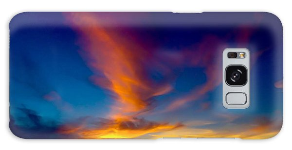 Sunset March 31, 2018 Galaxy Case