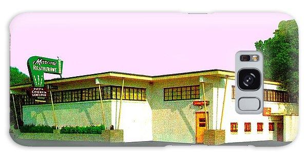 Marconi's Restaurant Galaxy Case