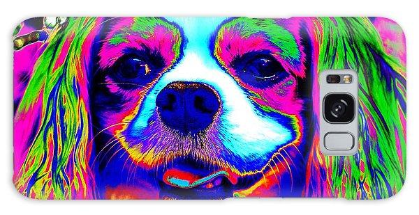 Mardi Gras Dog Galaxy Case