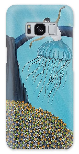 Mare Ballerina Galaxy Case by Edwin Alverio