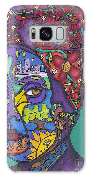 Voodoo Galaxy Case - Marie Laveau by David Craig