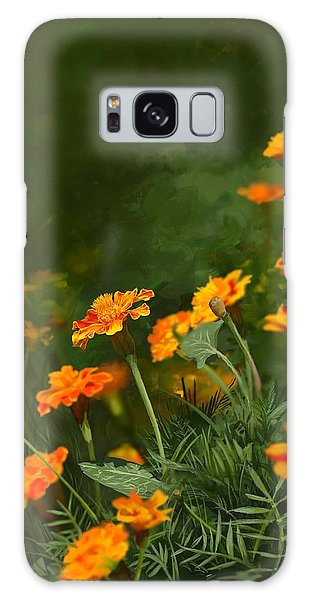 Marigold Galaxy Case
