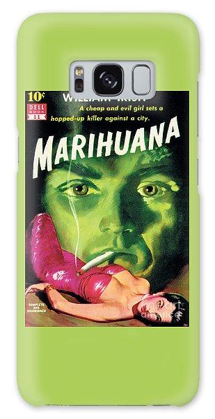 Marihuana Galaxy Case