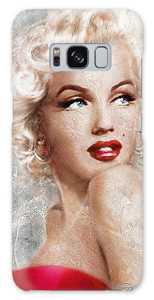 Marilyn Danella Ice Galaxy Case