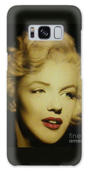 Marilyn Galaxy Case by Elizabeth Coats