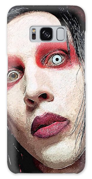 Alice Cooper Galaxy Case - Marilyn Manson by Zapista Zapista