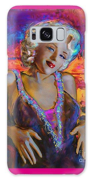 Marilyn Monroe 126 G Galaxy Case