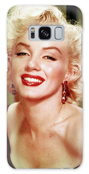 Marilyn Monroe 16 Galaxy Case