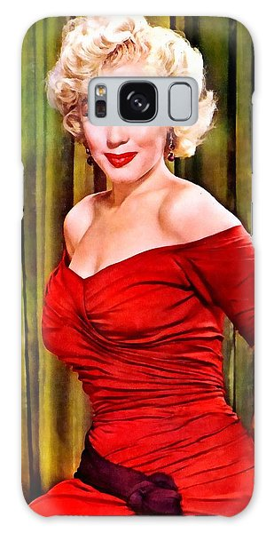 Marilyn Monroe 20 Galaxy Case