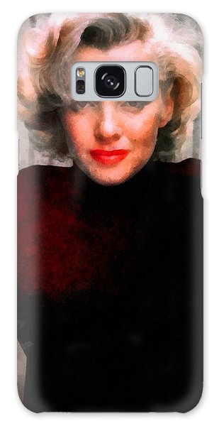 Marilyn Monroe 21 Galaxy Case
