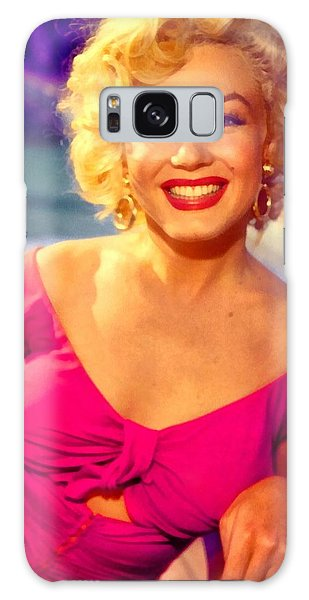Marilyn Monroe 22 Galaxy Case