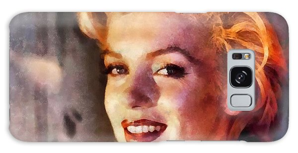 Marilyn Monroe 23 Galaxy Case
