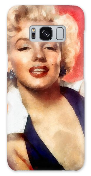 Marilyn Monroe 25 Galaxy Case