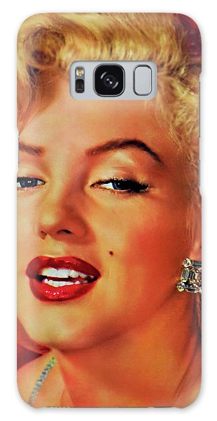 Marilyn Monroe 3 Galaxy Case