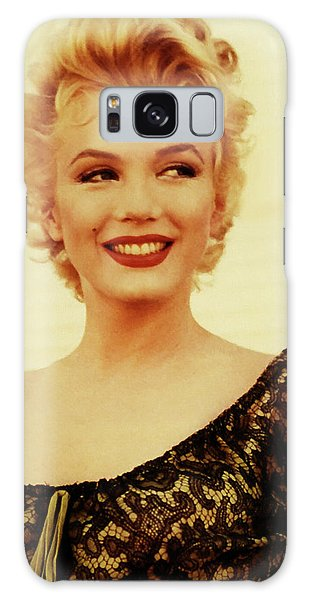 Marilyn Monroe 4 Galaxy Case