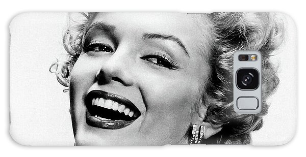 Marilyn Monroe 5 Galaxy Case