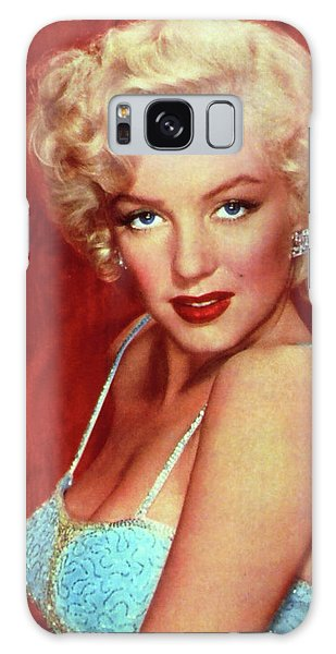 Marilyn Monroe 7 Galaxy Case