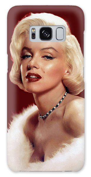 Marilyn Monroe 8 Galaxy Case