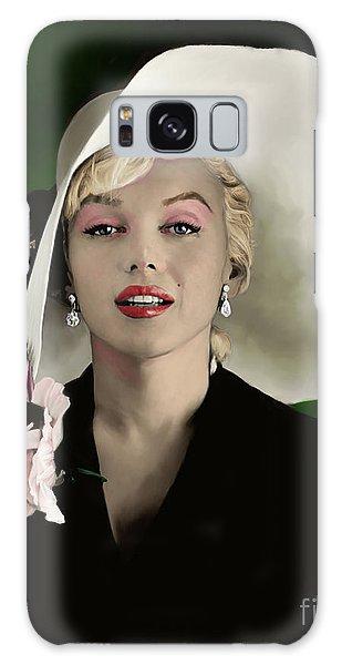 Actor Galaxy Case - Marilyn Monroe by Paul Tagliamonte