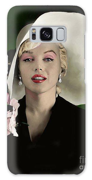 Marilyn Monroe Galaxy Case