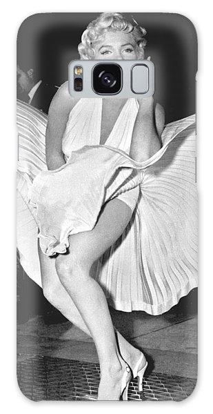 Marilyn Monroe - Seven Year Itch Galaxy Case