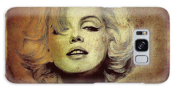 Marilyn Monroe Star Galaxy Case