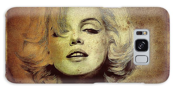 Marilyn Monroe Star Galaxy Case