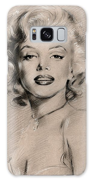 Actors Galaxy S8 Case - Marilyn Monroe by Ylli Haruni
