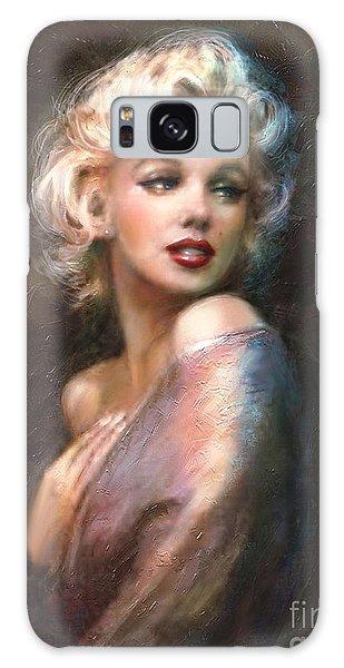 Actor Galaxy Case - Marilyn Romantic Ww 1 by Theo Danella