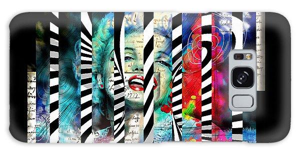 Marilyn Sis 1 Galaxy Case