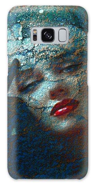 Marilyn Str. 1 Galaxy Case