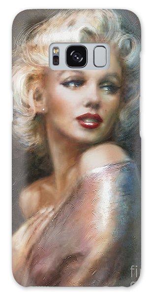 Marilyn Ww Soft Galaxy Case