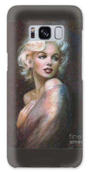 Marilyn Ww  Galaxy Case