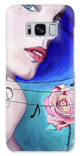 Marilyns Music In The Wind Galaxy Case