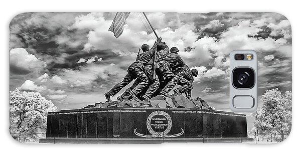 Marine Corps War Memorial Galaxy Case