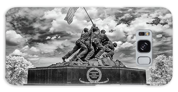 Marine Corps War Memorial Galaxy Case