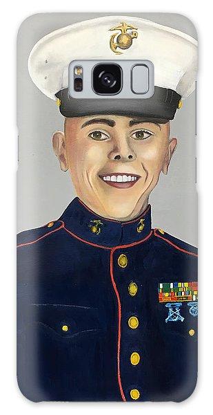 Marine Sergeant  Galaxy Case
