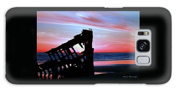 Mariners Sky 20 Galaxy Case by Steve Warnstaff